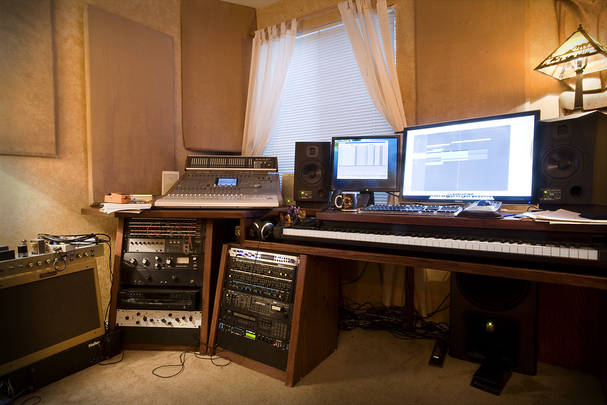 Gearslutz Pro Audio Community Post Your Keyboard Based Studio